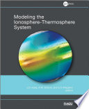 Modeling the Ionosphere Thermosphere Book