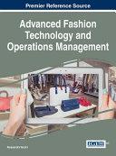 Advanced Fashion Technology and Operations Management Pdf/ePub eBook