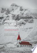 Religion  Crime and Punishment
