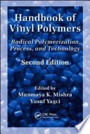 Handbook of Vinyl Polymers Book