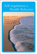 Pdf Self-Regulation in Health Behavior Telecharger