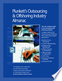Plunkett's Outsourcing & Offshoring Industry Almanac