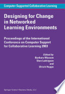 Designing For Change In Networked Learning Environments Book PDF