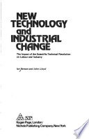 New Technology and Industrial Change