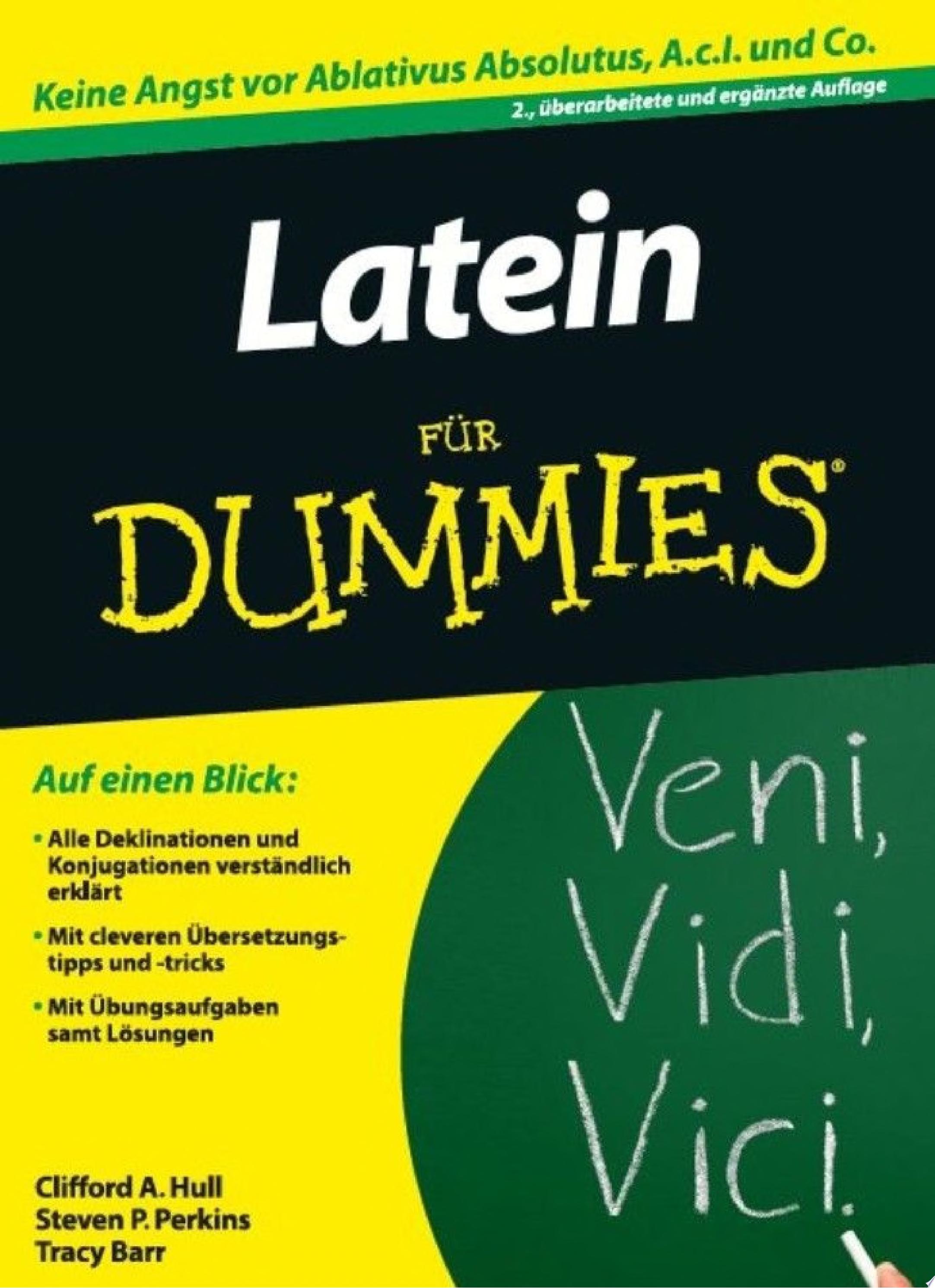 Latein f  r Dummies