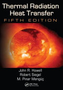 Thermal Radiation Heat Transfer, 5th Edition