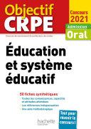 Pdf Objectif CRPE en fiches : Éducation et système éducatif - Concours 2021 Telecharger