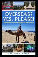 Overseas  Yes  Please  Book