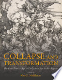 Collapse and Transformation Book