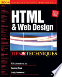 HTML   Web Design Tips   Techniques