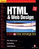 HTML & Web Design Tips & Techniques