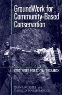 Groundwork for Community based Conservation