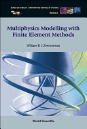 Multiphysics Modelling With Finite Element Methods