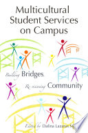 Multicultural Student Services on Campus Book