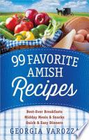 99 Favorite Amish Recipes Book PDF