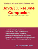 Java/jee Resume Companion