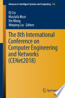 The 8th International Conference on Computer Engineering and Networks  CENet2018
