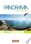 Panorama A1: Gesamtband - Übungsbuch mit Audio-CDs DaF