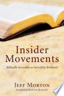Insider Movements