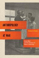 Anthropology at War