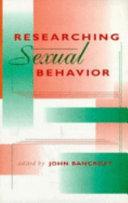 Researching Sexual Behavior