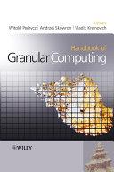 Handbook of Granular Computing
