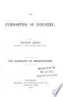 The Chemistry of Manufactures
