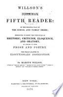 Willson's Intermediate Fifth Reader
