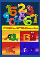 Numbers And Letters Handwriting