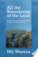 All the Boundaries of the Land