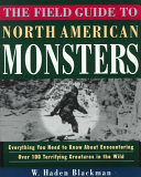 The Field Guide to North American Monsters Book
