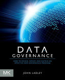 Data Governance Pdf/ePub eBook