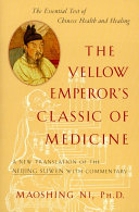 The Yellow Emperor's Classic of Medicine ebook