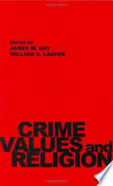 Crime Values And Religion