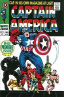 Captain America Omnibus Vol. 1 (New Printing)