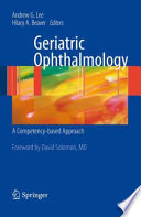 Geriatric Ophthalmology