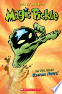 Magic Pickle Graphic Novel Scott Morse Cover