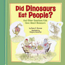 Did Dinosaurs Eat People