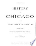 History of Chicago  From the fire of 1871 until 1885
