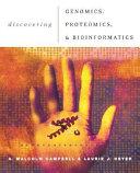 Discovering Genomics  Proteomics  and Bioinformatics Book