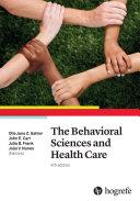 The Behavioral Sciences and Health Care Pdf/ePub eBook