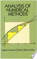 Analysis Of Numerical Methods Book PDF