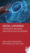 Digital Lawyering