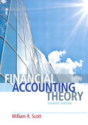 Financial Accounting Theory,