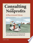 Consulting with Nonprofits Book