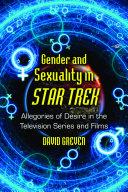 Gender and Sexuality in Star Trek Pdf/ePub eBook