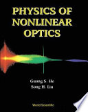Physics of Nonlinear Optics Book