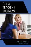 Get a Teaching Job NOW
