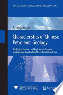 Characteristics Of Chinese Petroleum Geology Book PDF