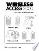 Wireless Access 2000 Lmds Mmds And The Unlicensed Bands Book PDF